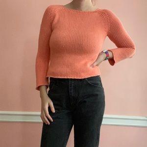 Vintage Ann Taylor Cotton Sweater